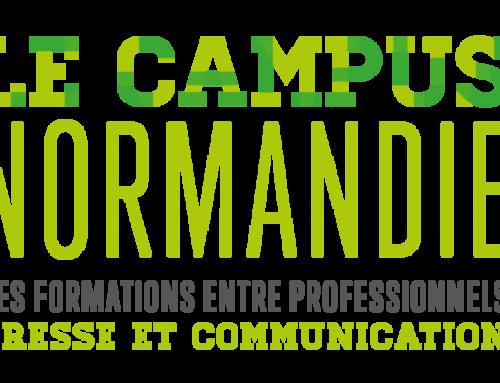 Calendrier des formations Campus Normandie