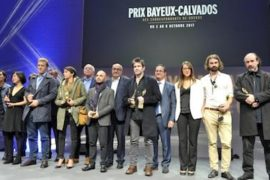 Lauréats 2017 Prix Bayeux-Calvados