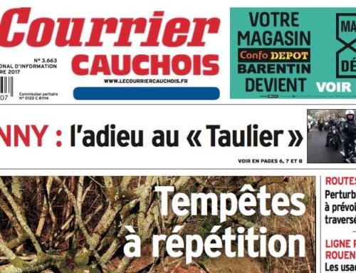 Vente du Courrier Cauchois, la fin du suspense