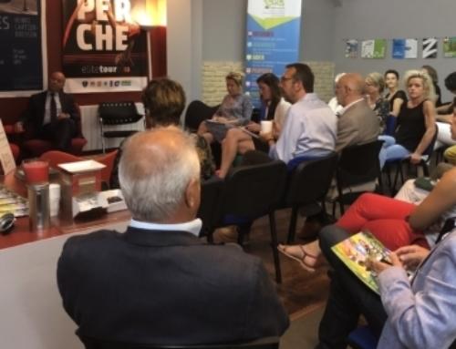 Jean-Baptiste Santoul, DG de Ferrero France, était l'invité du Club