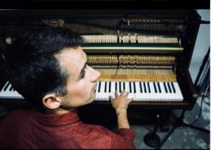 Armel Dupas piano