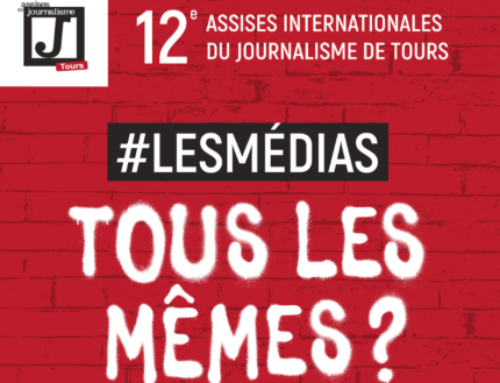 Le temps d'une journée aux 12e Assises internationales du journalisme