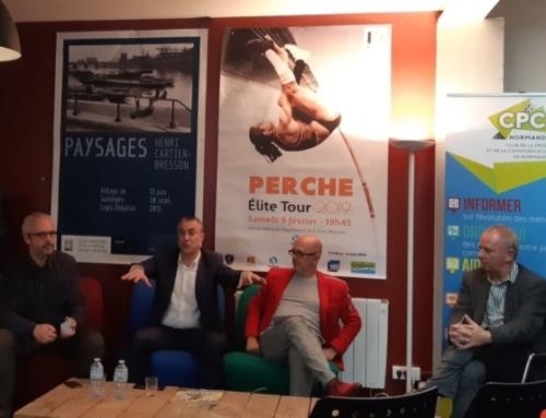 Jean-Louis Louvel au Club : un point sur Paris Normandie et une annonce!