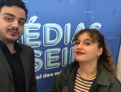 Journée Medias en Seine : les jeunes au centre de l'attention