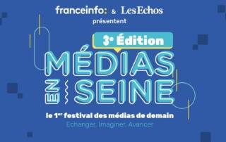 Logo Médias en Seine