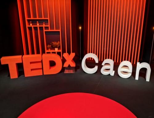 Une soirée sur le thème de l'amour pour le TEDxCAEN
