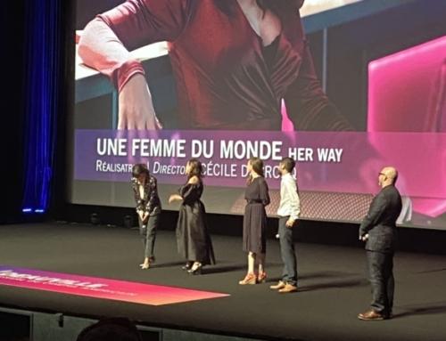 Les adhérents invités par le CID à Deauville